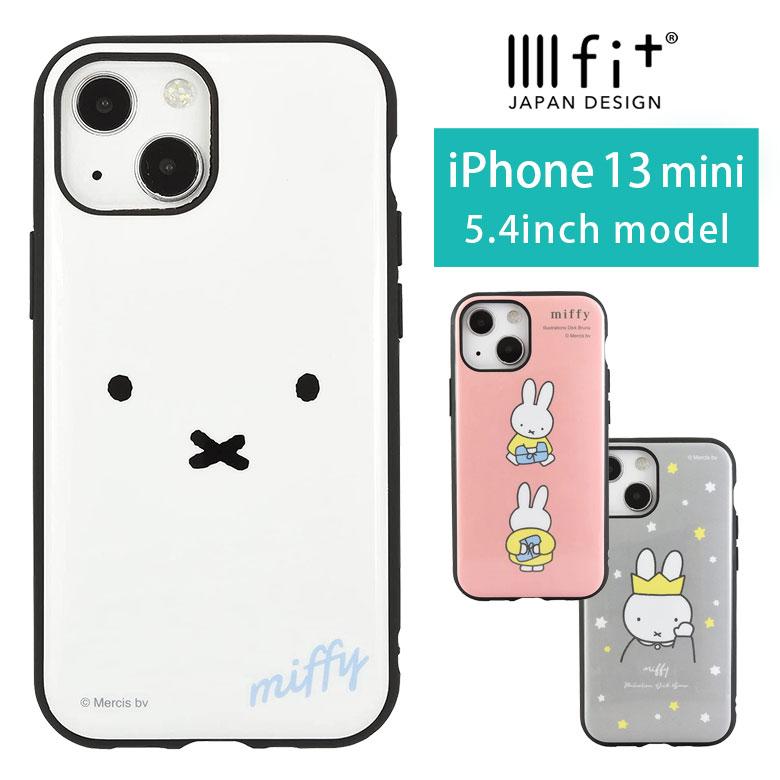 スマートフォン・携帯電話アクセサリー, ケース・カバー  IIIIfit iPhone 13 mini miffy iPhone12 mini iPhone13 mini iPhone 13