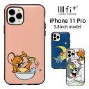 IIIIfit トムアンドジェリー iPhone 11 Pro ケース アイフォン11 Pro トム ジェリー キャラク……