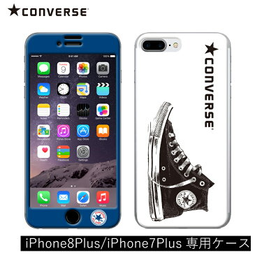 【iPhone8Plus/iPhone7Plus専用Gizmobies(ギズモビーズ)】CONVERSE(コンバース)/Sneaker LOGO iPhone スマートフォンケース スマホケース iPhone8Plus iPhone7Plus