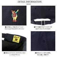 """""""cobmaster【コブマスター】キッズ刺繍CAP/全3色"""""""