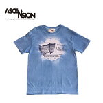 ASCENSION(アセンション)インディゴTシャツ