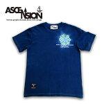 ASCENSION(アセンション)藍染めTシャツ
