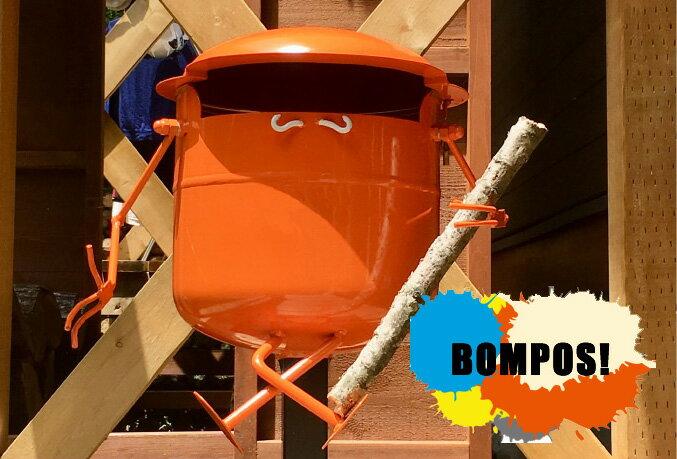 ジューシーガーデン『表札付きBOMPOS:ボンポス#1(P1LTEX-BOMPOS1-N)』