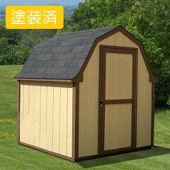 【木製物置】玄関先やお庭のアイテムしっかり収納!オシャレなガーデン収納庫におススメ!【木...