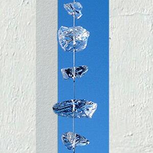 壁飾りガラスの装飾