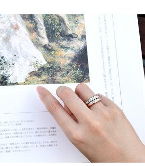 リング指輪レディースプレゼント人気記念日自分へのご褒美結婚式パーティーカジュアル大人可愛い女性ジュエリーアクセサリージュジュルナjujulunaシンプルおしゃれ知的