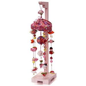 Tsurushi Hina stand expositor Conejo Tsurushi decoración Hina muñeca Shoukei Decoración colgante Flor de durazno princesa Tamaño pequeño De moda