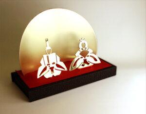 メタメント雛 親王飾り台座セット