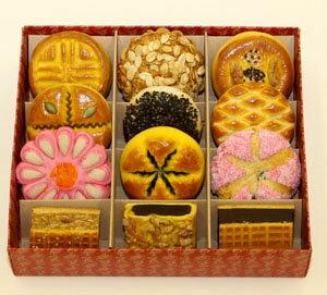 人気の中華菓子  中華菓子12種詰合わせ