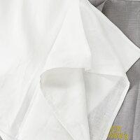 ATTITUDE刺繍封筒式リネンピローケース