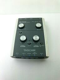 【中古】TASCAM◆オーディオインターフェース/USBバスパワー/ファンタム対応/US-122【楽器】