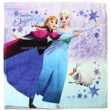 【追跡可能メール便2点まで可】ハンドタオルアナ雪ディズニーアナと雪の女王frozen子供キッズ女の子女児タオル子供タオルキャラクタータオルウォッシュタオルハンカチタオル