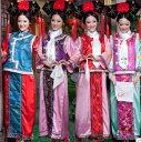 二点送料無料中国古代宮廷風 五点セット唐装・漢服 中華服・舞...