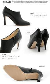 【送料無料】ファビオルスコーニレディースブーティーレザーFabioRusconi秋ブラック/黒Gandolfoイタリアブランド新作高級ブランドならではのクオリティーを実感できる、お洒落な一足革靴ブーティ