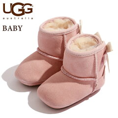 【fw】【即日発送/送料無料】UGG/BABY ベビー 靴《JESSE BOW》バックリボンが可愛い♪出産祝い...