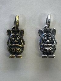【WEIRDO JEWELRY】ウィアードジュエリー WEIRDO FINK - TOP (silver 925) ペンダントトップ