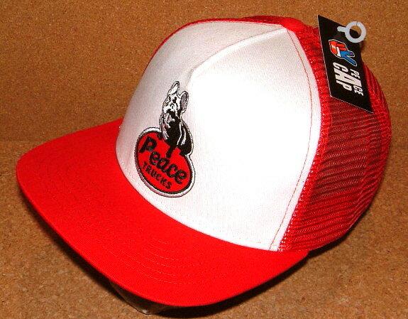 メンズ帽子, キャップ CHIPPS COMPANY PEACE CAP WHITERED NEWERA CAP