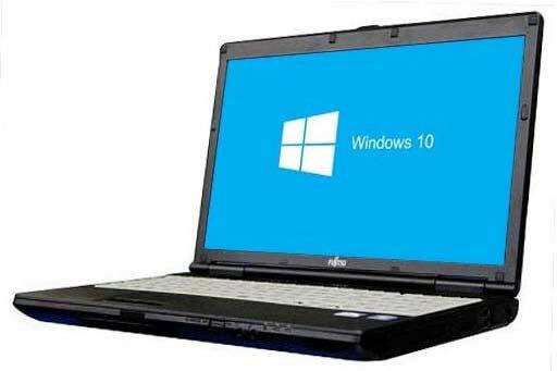 パソコン, ノートPC Windows10 64bitHDMICore i3 3110M4GBHDD320GBDVD-ROM FMV-LIFEBOOK A572F 1402750