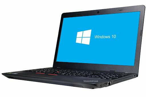 パソコン, ノートPC Windows10 64bitwebHDMICore i3 6006U4GBHDD500GBW-LANDVD lenovo ThinkPad E570 179914