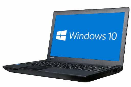 パソコン, ノートPC  Dynabook Satellite B554K Windows10 64bit HDMI Core i3 4000M 4GB HDD500GB DVD A4 301600853