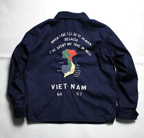 "No.TT14076TAILORTOYOテーラートーヨーVIETNAMJACKET""VIET-NAMMAP"""