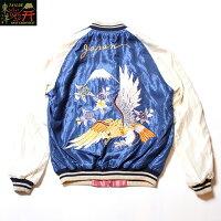"No.TT14571TAILORTOYOテーラートーヨーACETATESUKA""EAGLE&JAPANMAP"""