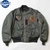 No.BR14955BUZZRICKSON'SバズリクソンズtypeMA-1ALBERTTURNER&CO.,INC.306thTac.FighterSquadron31stTac.FighterWing