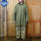 No.BR14197BUZZRICKSON'SバズリクソンズPARKA,FIELD,COTTON,O.D.typeM-43