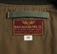 "No.BR13904BUZZRICKSON'SバズリクソンズtypeL-2""CIVILIANMODEL""ArmySecurityAgency"