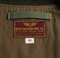 "No.BR13904BUZZRICKSON'SバズリクソンズtypeL-2""CIVILIANMODEL""ArmySecurityAgency"