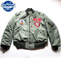 No.BR14113BUZZRICKSON'SバズリクソンズLIONUNIFORMINC.typeMA-177thTac.FighterSqdn20thTac.FighterWing