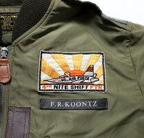 "No.BR14187BUZZRICKSON'SバズリクソンズtypeL-2AMERICANPAD&TEXTILECO""4thFTR.INTCP.SQ."""