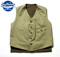 No.BR14151BUZZRICKSON'SバズリクソンズMILITARYVEST