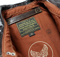 """No.BR80507BUZZRICKSON'SバズリクソンズtypeA-2""""ROUGHWEARCLOTHINGCO.""""ContractNo.W535A.C.23380""""MOSQUITOPAINT"""""""