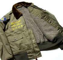 """No.BR14189BUZZRICKSON'SバズリクソンズtypeB-10""""ROUGHWEARCLOTHINGCO.""""23rdFIGHTERGROUP"""