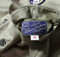 No.BR14161BUZZRICKSON'SバズリクソンズMILITARYVEST65thBOMB.SQ.