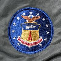 No.BR14433BUZZRICKSON'SバズリクソンズLIONUNIFORMINC.typeMA-122ndTAC.FTR.SQ.