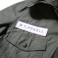 No.BR14483BUZZRICKSON'SバズリクソンズJACKET,MAN'SCOTTONWINDRESISTANTSATEEN5thA.F.COMBATOPERATIONCENTER