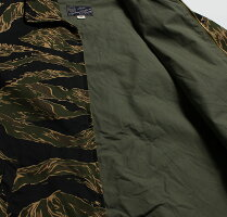 """No.BR1409BUZZRICKSON'Sバズリクソンズ""""TIGERCAMOUFLAGETOURJACKET"""""""