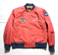 "No.BR14073BUZZRICKSON'Sバズリクソンズ""SNOOPYTOURJACKET"""
