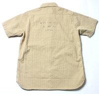 No.BR37910BUZZRICKSON'SHERRINGBONETWILLSTRIPES/SSQUADRONREUNIONSHIRT