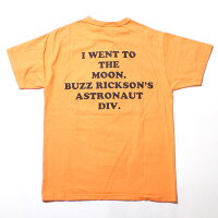 "No.BR78423BUZZRICKSONS×PEANUTSS/ST-SHIRT""I'MONTHEMOON"""