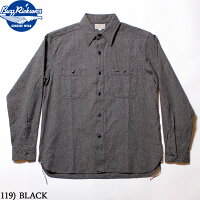 No.BR26082BUZZRICKSON'SバズリクソンズCOTTONCOVERTWORKSHIRTS