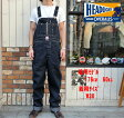 "No.HD41260 HEAD LIGHT ヘッドライト11oz.""DENIM OVERALLS"""