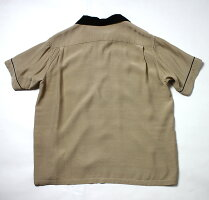 """No.SE37802STYLEEYESスタイルアイズRAYONBOWLINGSHIRT""""TWO-TONE"""""""