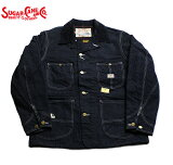 No.SC14000SUGARCANEシュガーケーン11oz.BLUEDENIMWORKCOATBLANKETLINED