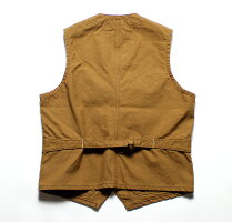 No.SC14375SUGARCANEシュガーケーン13oz.BROWNDUCKWORKVEST