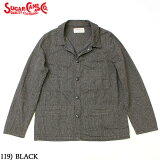 No.SC14777SUGARCANEシュガーケーン6.5oz.COTTONBEACHCLOTHWORKJACKET
