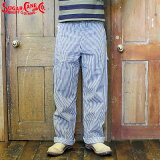 No.SC41823SUGARCANEシュガーケーン11oz.HICKORYSTRIPEWORKPANTS