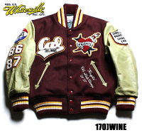 "No.WV13949WHITESVILLEホワイツビル30oz.WoolMeltonAwardJacket""KNIGHTS"""